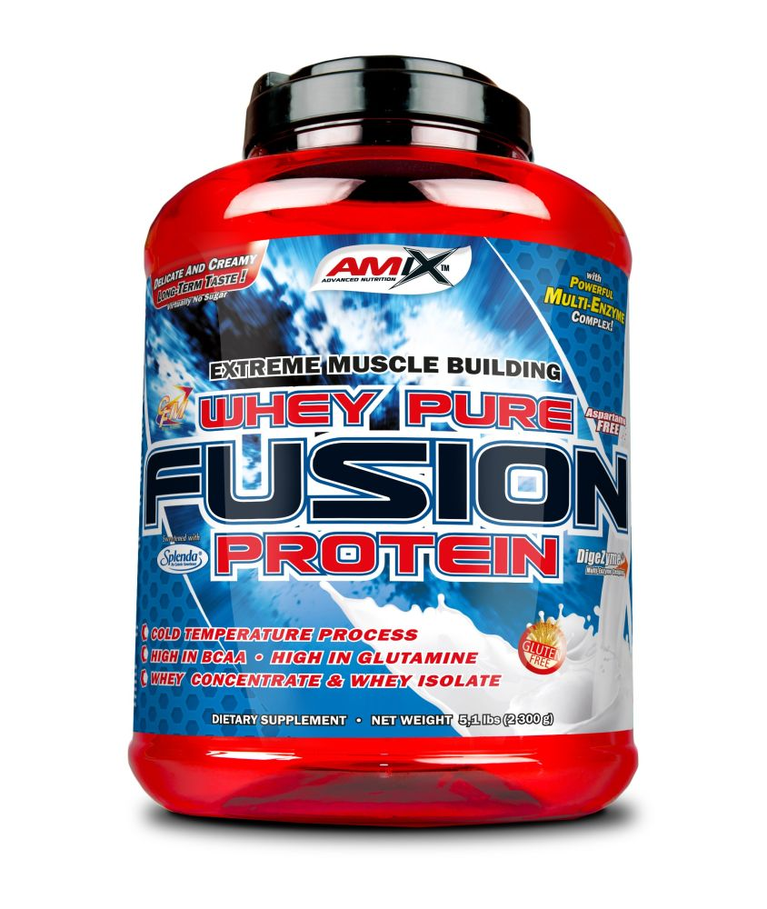Amix Whey Pure Fusion - 2,3 kg