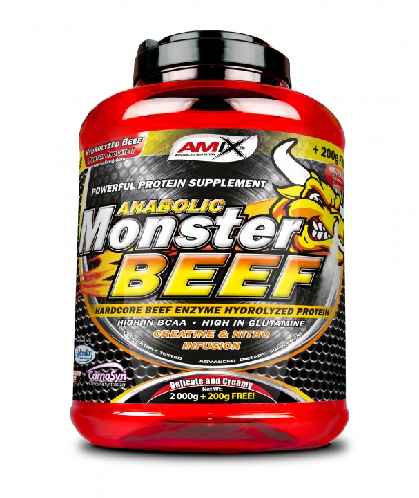 Amix Monster Beef Protein 1kg
